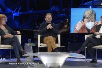 """Talk im Hangar-7: """"Merkel, Kurz und Mutationen: Brauchen wir eine andere Politik?"""""""