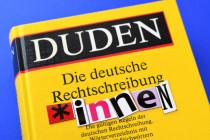 Rettet die deutsche Sprache vor dem Duden!