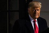 Trumps Präsidentschaft soll ungeschehen gemacht werden