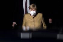 Merkel will eine Art Pandemie-Mauer um Deutschland errichten