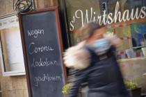 Gastronomie-Shutdown: Reisst den Gastwirten jetzt der Geduldsfaden?