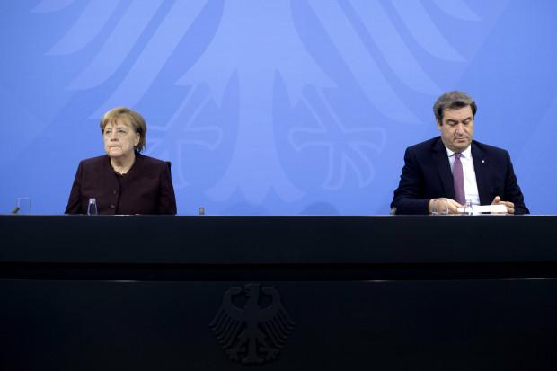 Corona: Meuterei gegen Merkel?