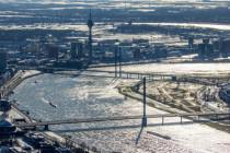 Düsseldorfer Aberwitz: Stehenbleiben wird verboten