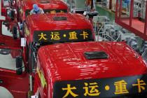 China dominiert den Aufschwung der Autokonjunktur