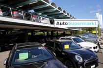 Lockdown bremst Auto-Markterholung in Deutschland aus