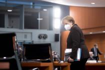 Corona-Gipfel läuft: Merkels Mogelpackung soll Öffnungen verschleppen