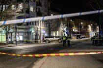 Schweden: Mehrere Verletzte bei mutmaßlicher Terrortat