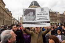 Mord an an einer Pariser Jüdin bleibt ungesühnt – weil der Täter aus Mali Cannabis konsumiert hatte