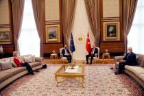"""Die """"Reise nach Ankara"""""""