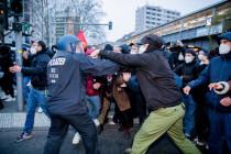 """Gute Demo, böse Demo: In Berlin """"Rangeleien"""" – in Kassel """"massive Auseinandersetzungen"""""""