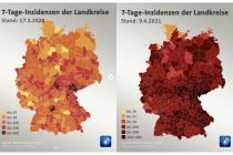 Zu Merkels Lockdown dramatisiert die Tagesschau die Fakten – Panik gesucht