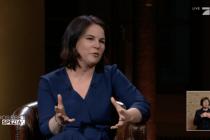 Nicht Mutti, sondern Mom – Annalena Baerbocks erster großer TV-Auftritt als Kanzlerkandidatin