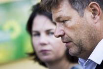 Robert Habeck leidet unter Sexismus im Ringen um Grüne Kanzlerkandidatur