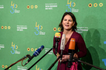 Sie traut es sich zu: Annalena Baerbock ist Kanzlerkandidatin der Grünen