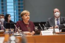 Selbst im Kanzleramt wird nun bezweifelt, ob Merkels Bundeslockdown verfassungskonform ist