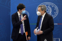 Gesundheitsminister Speranza offenbar vor Absetzung durch Draghi