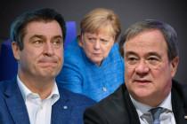 CDU und CSU senden ihren Wählern widersprüchliche Botschaften