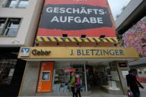 Tausende Händler bereiten Verfassungsklage gegen Bundeslockdown vor
