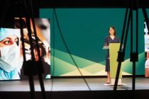 Die Merkel-Wähler wandern zu den Grünen