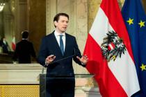 Österreichs regionale Strategie: Sebastian Kurz stellt Öffnung aller Branchen im Mai in Aussicht