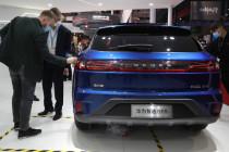 Chinas automobile Marktmacht nimmt zu, während Europa stagniert