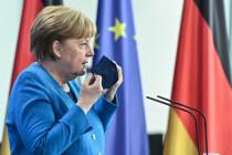 Angela Merkel moniert Einseitigkeit des Kirchentagsforums