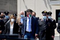 Italien: Prozess gegen Salvini von Gericht in Catania abgelehnt