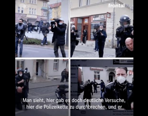 Übergriff oder Zivilcourage? Was wirklich passiert ist in Weimar am 1. Mai