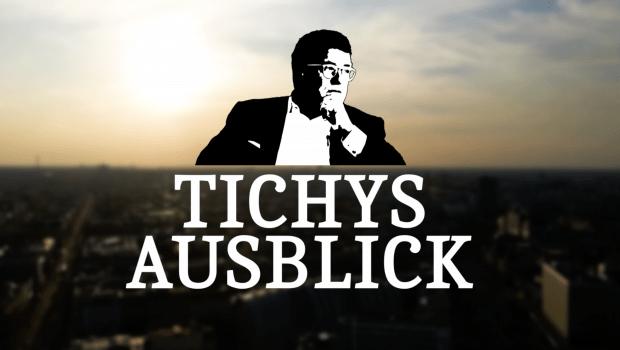 """""""Tichys Ausblick"""" – der neue Talk heute um 20:15 Uhr auf tv berlin"""