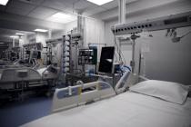 Corona-Patienten belegten 2020 durchschnittlich nur 4 Prozent der Intensivbetten