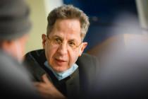 Viel zu tun für Direktkandidat Hans-Georg Maaßen