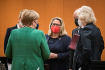 Merkel-Regierung peitscht verschärftes Klimagesetz im Galopp durchs Kabinett