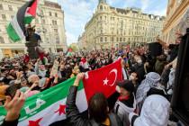 """Antisemitische """"Demonstrationen"""" von Islamisten – steigt die Terrorgefahr?"""