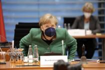 Aus Merkel spricht der Geist von Lauterbach
