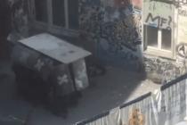 Rigaer94: Die Polizei muss in Schildkrötenformation anrücken