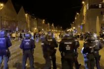 Wieder eine Krawallnacht – diesmal in Augsburg