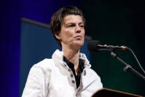 Grünen-Parteitag: Rednerin vergleicht Klimaforscher mit verfolgten Juden