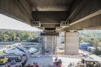 Salzbachtalbrücke bröckelt: Willkommen im Brückendesasterland