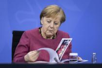 Angela Merkel outet sich als historisch ungebildet