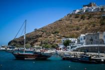 Volkswagen macht aus einer griechischen Insel eine E-Kolonie