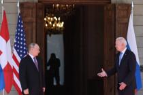 Biden und seine Pannen bei der Europa-Reise