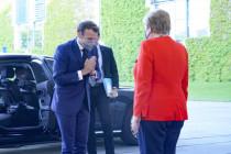 Macron und Merkel wollen »gemeinsam« gegen die Delta-Variante »vorgehen«