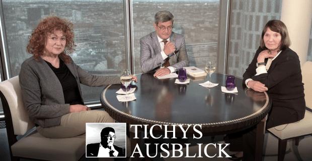 """Tichys Ausblick Talk: """"Was ist in diesen Zeiten noch normal?"""""""