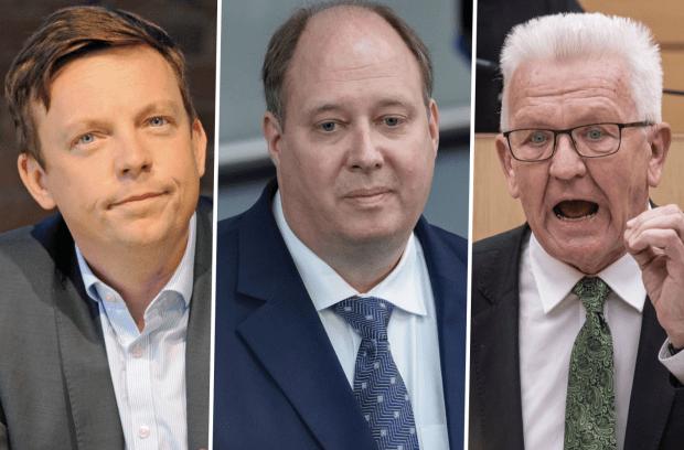 Hans, Braun, Kretschmann: Und auf einmal sprechen alle ganz offen von der Impfpflicht