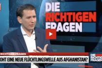 Sebastian Kurz ruft seine Position in der Migrationsfrage in Erinnerung