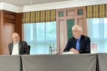 Sarrazin-Buchvorstellung in Berlin: Arnold Vaatz rechnet mit Angela Merkel ab