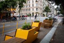 Parklets: Berliner Senat investiert 350.000€ in weitere Parkplatzvernichtung