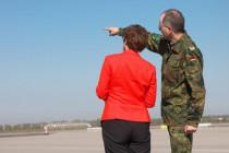 Die Bundeswehr guckt im Weltraum zu: Kramp-Karrenbauers neues Kommando