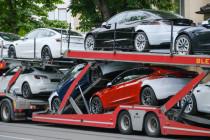 Der Automarkt verliert den Schwung – Vor-Corona-Niveau bleibt unerreicht