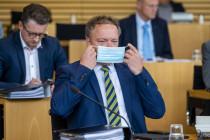 Mißtrauensvotum im Thüringer Landtag: Die CDU blamiert sich